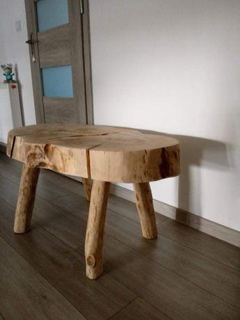 Stolik stół drewniany bukowy