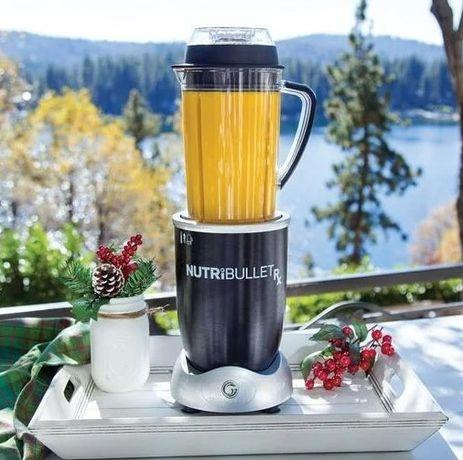 Нутрибуллит - Новый блендер NutriBullet RX 12-предметов 1700Вт