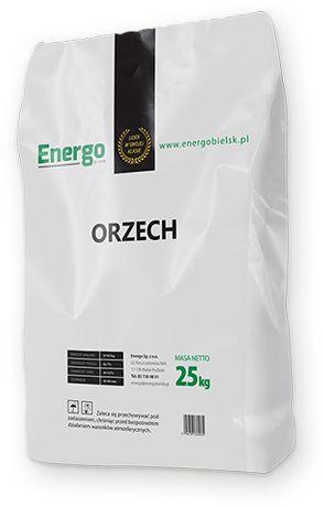 WĘGIEL Suchy ORZECH workowany suchy transport