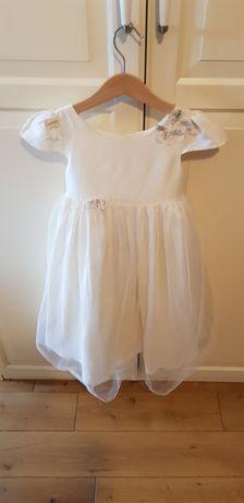 Sukienka Next Signature 3-4 wesele ślub święta 104 komunia uroczystość