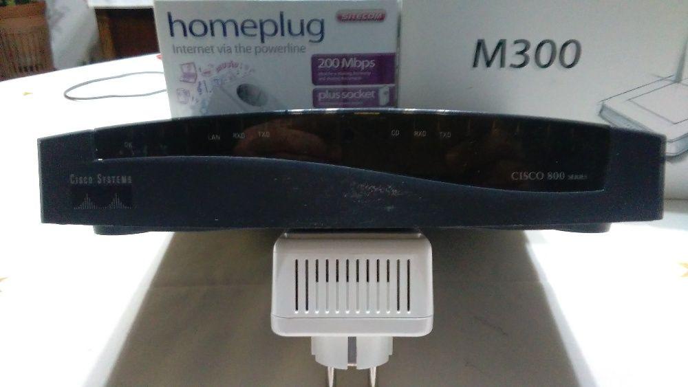 Vendo Router Cisco 800 Cascais E Estoril - imagem 1