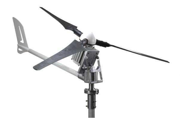 Aerogerador 48V 2.000W Basculante de última geração