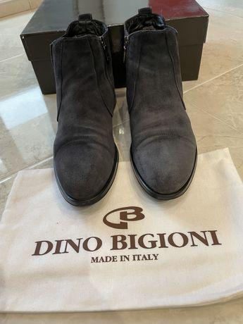 Зимние ботинки Dino Bigioni  итальянские 42