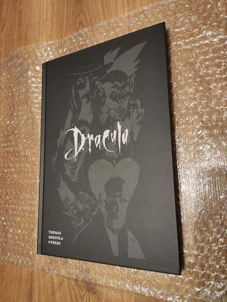 Komiks Dracula okładka limitowana