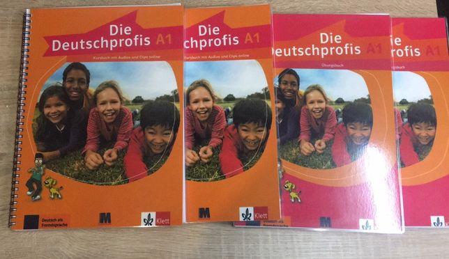 Die Deutschprofis A1, A2