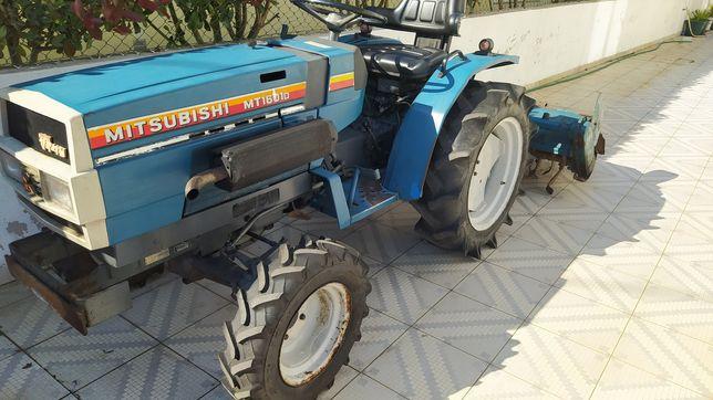 Mini tractor Mitsubishi