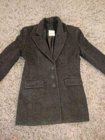 Płaszcz oversize uniwersalny modny marynarka m l xl