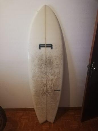 Prancha de surf fish 6'1
