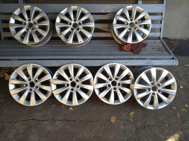 Диски на VW Passat b7 USA,радіус 16,запчастини.
