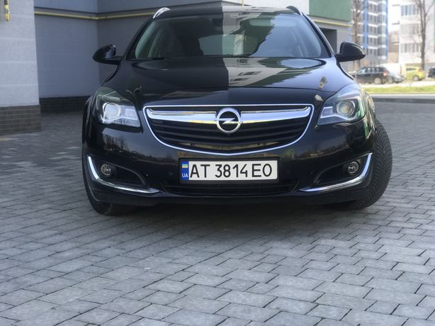 Продам Opel Insignia 2016 1.6 CDTI