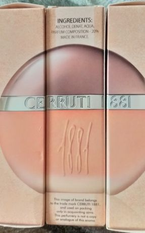 1881 Cerruti парфюм 40 мл