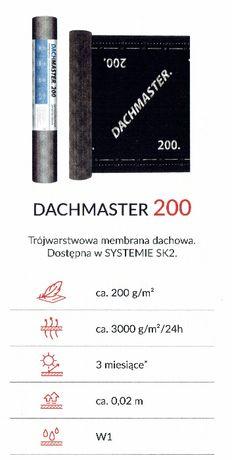 200 Membrana folia dachowa DACHMASTER 200g/m2 ATEST
