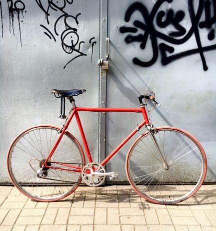 Rower miejski dizajnerski Brooks