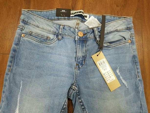 Vendo calças jeans claro Noisy May