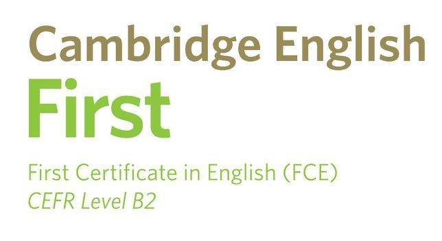 Kurs języka angielskiego przygotowujący do Cambridge First (FCE)