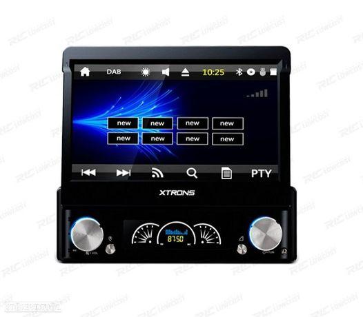 "AUTO RADIO 1DIN LCD 7"" HD TÁCTIL GPS BLUETOOTH 4.0 USB"