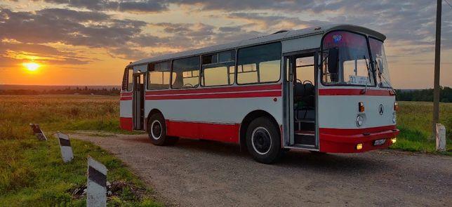 Автобус Лаз 695 дизель Д-245 МТЗ Зил 5301 Бычок Кпп Зил 130