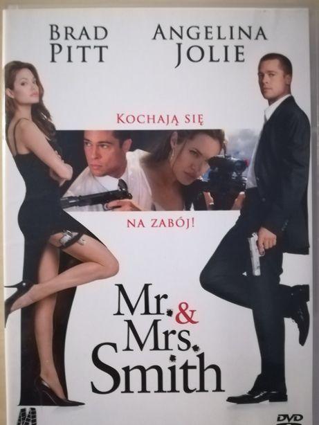 Mr.Mrs.Smith DVD