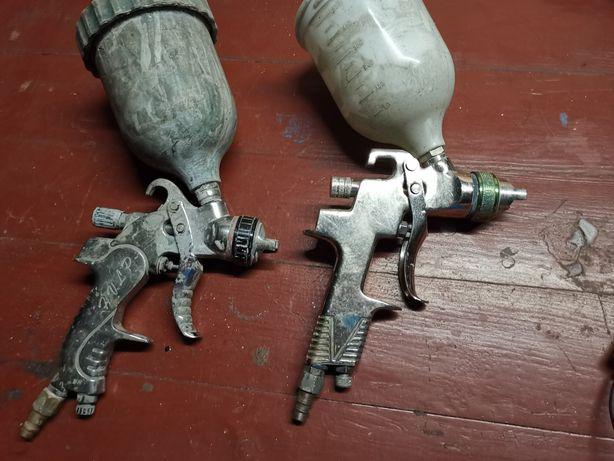 Краскопульт(пістолет для фарбування автомобілів)