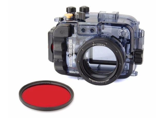 Obudowa podwodna do Sony a6000/a6300/a6500