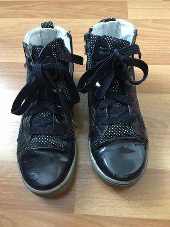 Ботинки осенние для девочки Бартек, Bartek