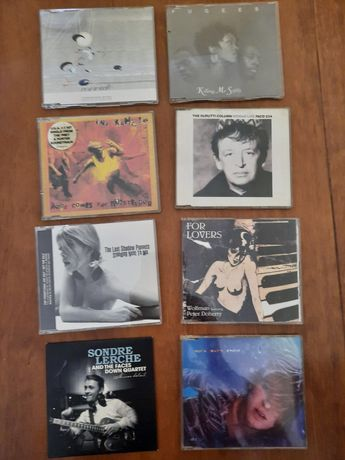 VENDO CD'S SINGLES MÚSICA POP, ROCK E INDIE