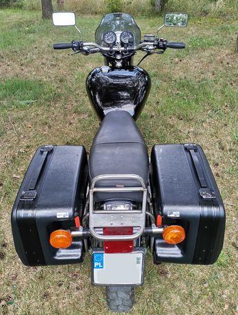 Yamaha SR 500 2J4 1981r