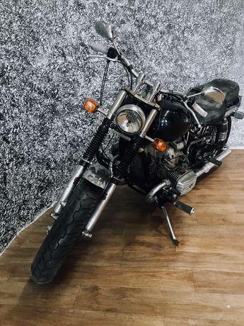 Мотоцикл Днепр 10-36 кастом