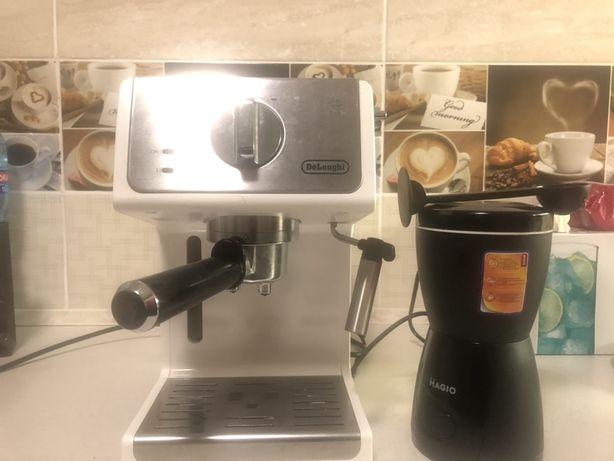 Продам кофеварку полуавтоматическую