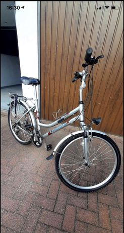 Rower miejski Unibike Trawers