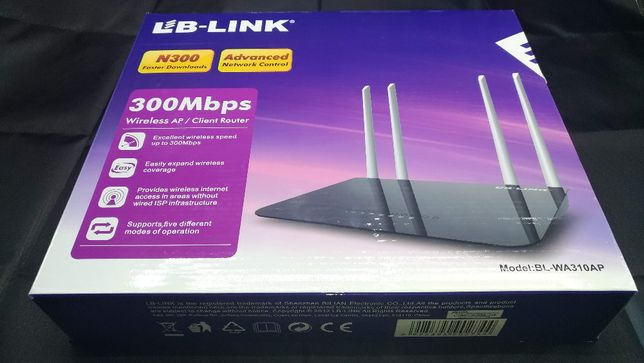 Router Wifi LB-Link
