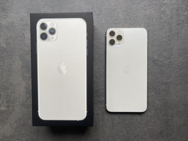 Iphone 11 ProMax, srebrny, 256GB