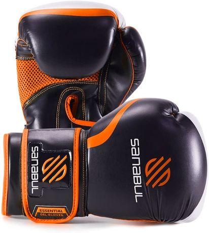 Перчатки для кикбокса, бокса 8 oz. Гелевая подкладка