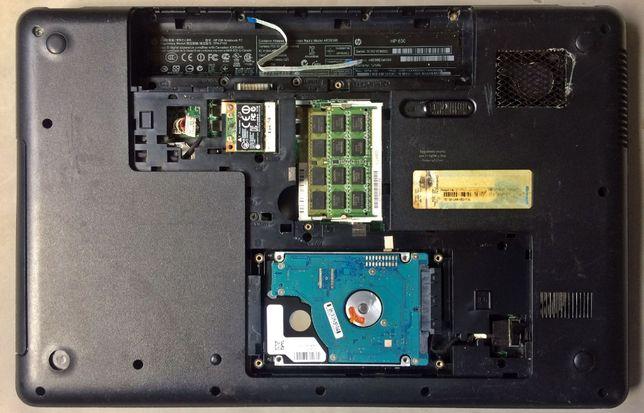 Motherboard HP 630 e outras pecas