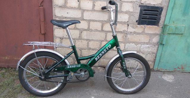 детский Велосипед б/у 16