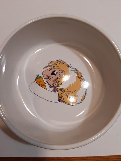 Miska ceramiczna dla świnki morskiej
