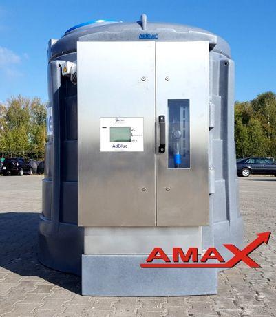 Zbiornik na adblue legalizowany adast 2500 litrów 5000 na stację AMAX