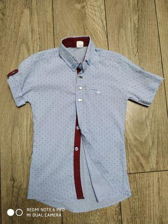 Рубашка с коротким рукавчиком, 8 лет