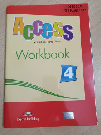 NOWY Access 4 Workbook