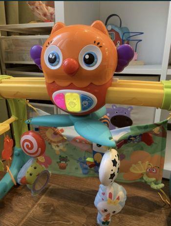 Развивающий центр игрушки мобиль