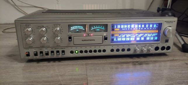 Grundig r45 super hi fi радио усилитель ресивер