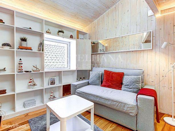 Apartamento T0+1 totalmente remodelado Alfama