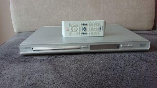 Odtwarzacz CD i DVD Philips DVP-3040 / DivX / Dolby / Scart