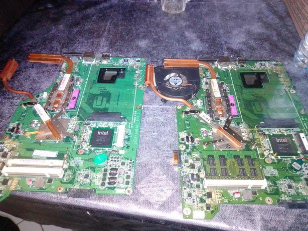 Płyta główna laptopa Fujitsu Siemens Amilo li 3910 procesor 3710