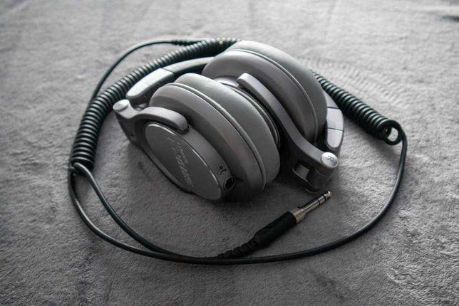Shure SRH940 - używane słuchawki nauszne, jak nowe, oryginalne