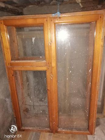 Продам деревянные окна.