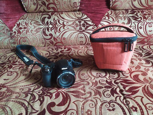 Продам полу-профиссиональный Фотоапарат