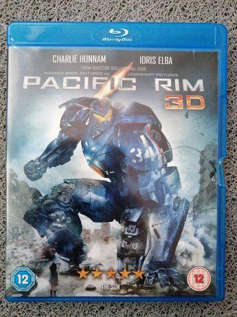 Film Blu-Ray Pacific Rim 3D