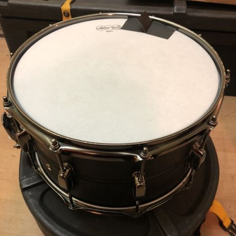Tama SLP 14x8 Big Black Steel Snare Drum