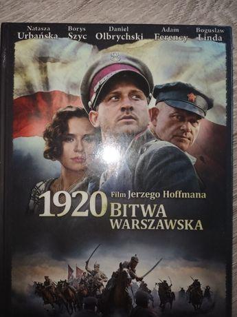 1920 Bitwa warszawska film DVD nowy sprzedam